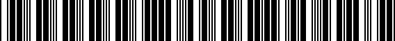 Barcode for 000073900CENF