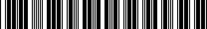 Barcode for 3G8061197